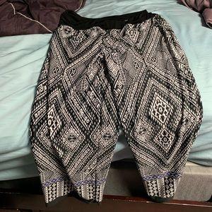 Stylish palazzo pants